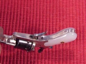 Kucer Belgain PF knife piatol KW-12