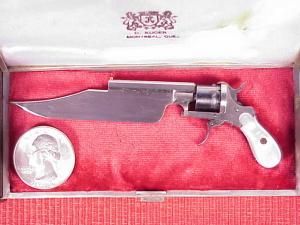 Kucer Belgain PF knife piatol KW-2