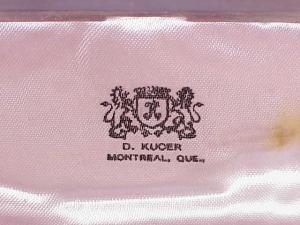 Kucer Belgain PF knife piatol KW-4