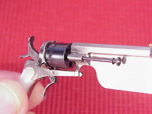 Kucer Belgain PF knife piatol KW-8