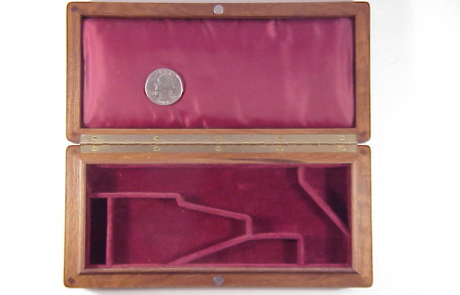 Kucer Uberti percussion casing 1
