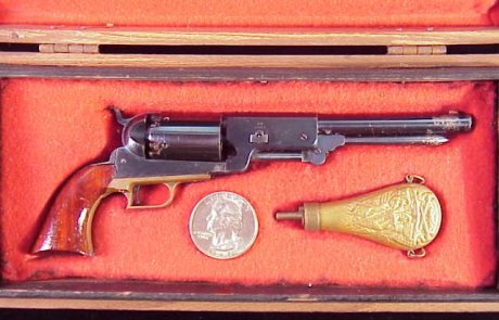 Weston 13 scale Colt Walker A Co No. 45 KS-737-1