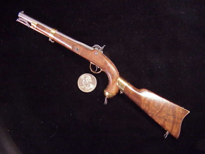 Armstrong 1855 pistol carbine KW-238-29