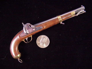 Armstrong 1855 pistol carbine KW-238-3