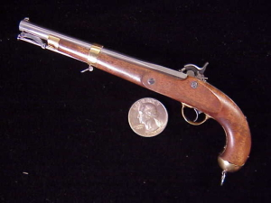 Armstrong 1855 pistol carbine KW-238-4