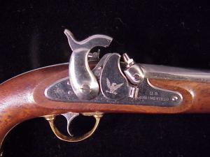 Armstrong 1855 pistol carbine KW-238-5