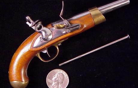 Gilbert-Ball-European-Flintlock-martial-pistol-16