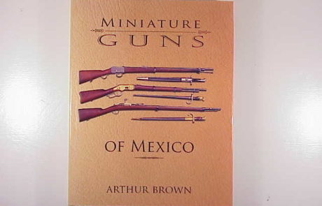 Miniature Guns of Mexico, Art Brown