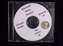 Miniature firearms plans CD