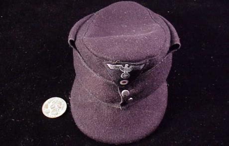 Black M-43 forager cap-1