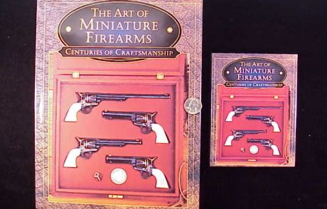 Book - The Art of Miniature Firearms