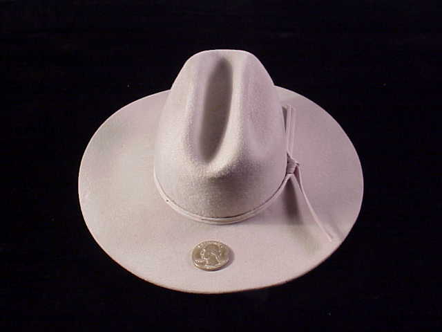 "Rand s Custom Hatters 1 2 Scale 10X Beaver ""Cattleman"" Felt Hat !!!!!SOLD! 605288f629b"