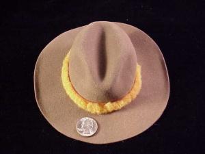 Rand Midge hat med brown-1