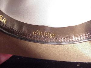 Rand Midge hat med brown-5