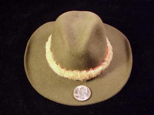 Rand green Midge hat-1
