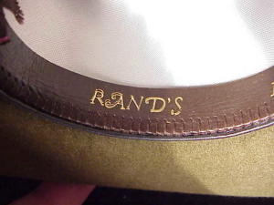 Rand green Midge hat-3