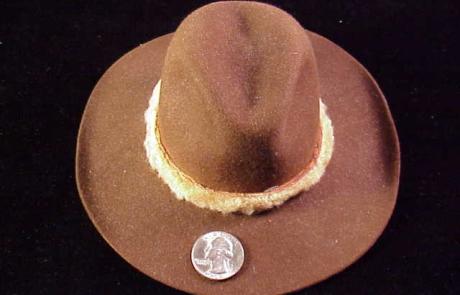 Rands dark brown Midge hat-1
