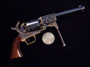 Uberti Prestige First Dragoon 88-20