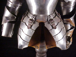 Suit of Armor MM-11-16