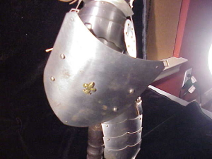 Suit of armor MM-12-16