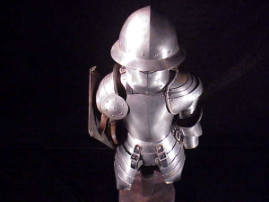 Suit of armor MM-12-18