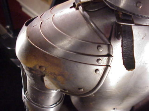 Suit of armor MM-12-22