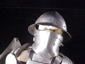 Suit of armor MM-12-6