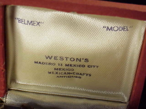 Weston BelMex-2
