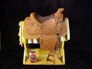 Tad Mmizwa fancy saddle-1