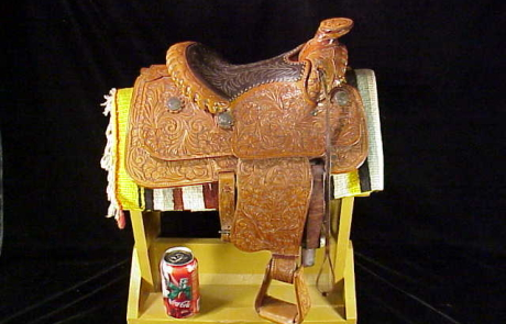 Tad Mmizwa fancy saddle-1