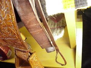 Tad Mmizwa fancy saddle-12