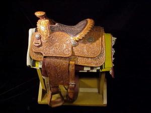 Tad Mmizwa fancy saddle-14