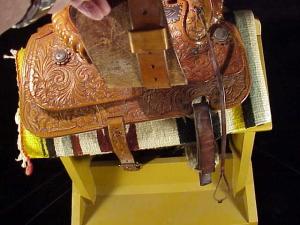 Tad Mmizwa fancy saddle-18