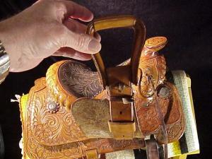 Tad Mmizwa fancy saddle-19