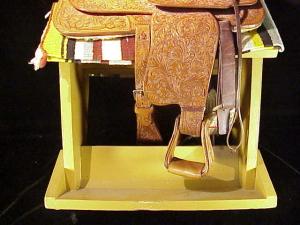 Tad Mmizwa fancy saddle-20