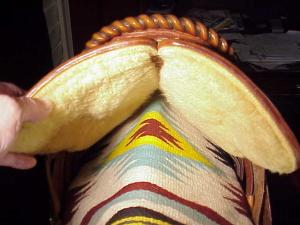 Tad Mmizwa fancy saddle-22
