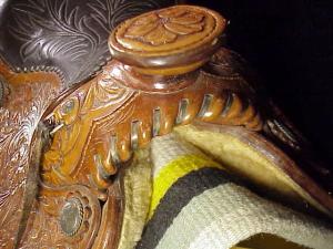 Tad Mmizwa fancy saddle-3