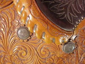 Tad Mmizwa fancy saddle-6