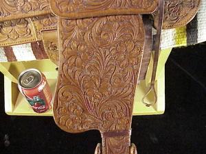 Tad Mmizwa fancy saddle-9