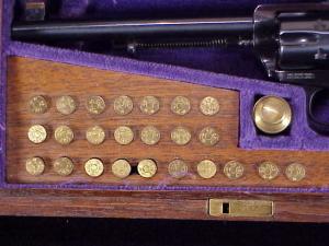 Farrand Colt SAA Flattop 1834-11