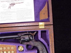 Farrand Colt SAA Flattop 1834-16
