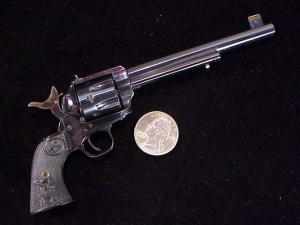 Farrand Colt SAA Flattop 1834-17