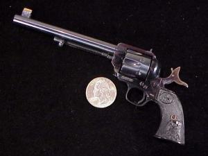 Farrand Colt SAA Flattop 1834-18