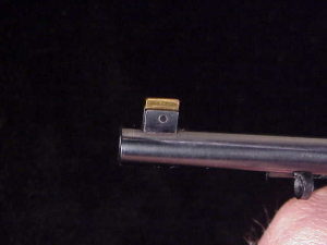 Farrand Colt SAA Flattop 1834-21