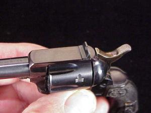 Farrand Colt SAA Flattop 1834-26