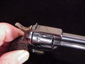 Farrand Colt SAA Flattop 1834-27