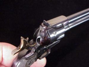 Farrand Colt SAA Flattop 1834-28