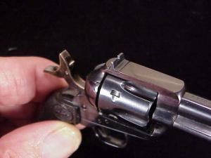 Farrand Colt SAA Flattop 1834-30
