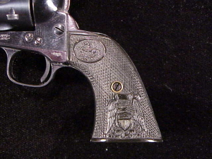 Farrand Colt SAA Flattop 1834-31