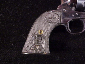 Farrand Colt SAA Flattop 1834-32
